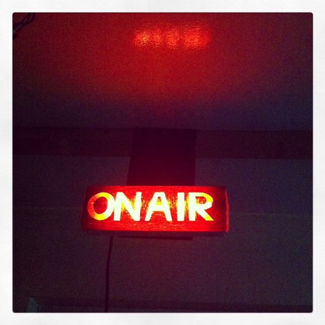 on air