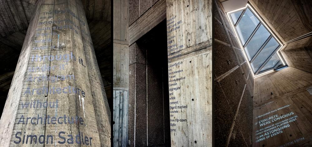 1 concrete text exterior and interior s